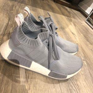 Adidas NMD R1 Triple Grey